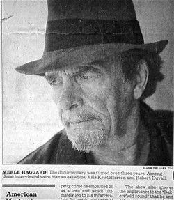 Merle Haggard and his male wives