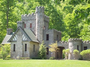 Squire's Castle Cleveland Metroparks