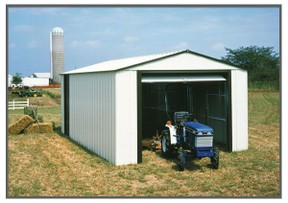 Arrow Vinyl Murryhill Heavy Duty BUilding