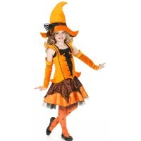 Cute Witch Costume for Girls