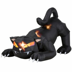 Inflatable Cat Decoration