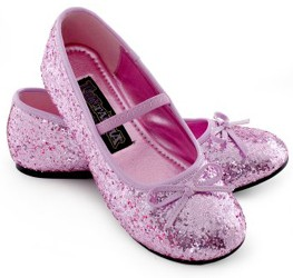 Pink Fairy Shoes