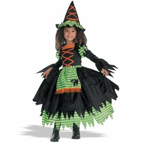 Story Book Witch Costume