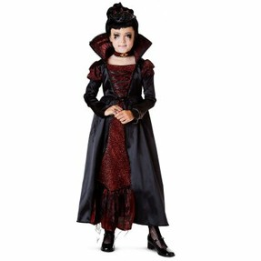 Girls Vampiress Costume