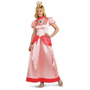 Adult Princess Peach Costumes