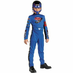 Hot Wheels Racer Costume