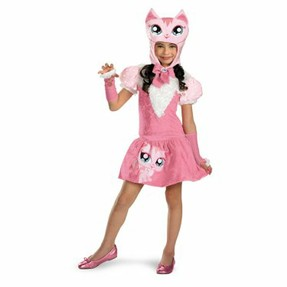 Pink Kitty Cat Costume