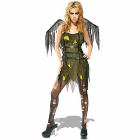 Gothic Tinkerbell Costume
