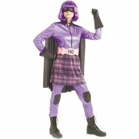Adult Hit Girl Costume
