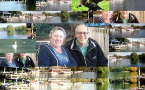 Dave and Pat Mosaic on Picasa 3