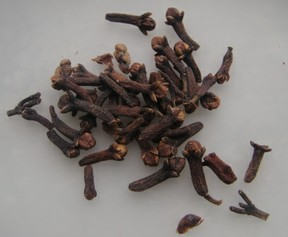 cloves for mulled wine