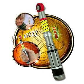 Third Doctor Who Screwdriver