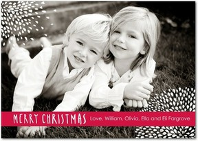 Cute Photo Christmas Cards