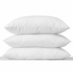 Hotel pillows
