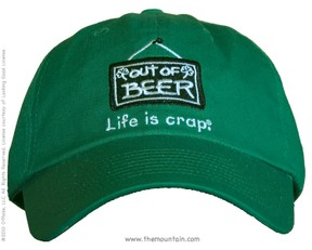 Life is Crap Out of Beer