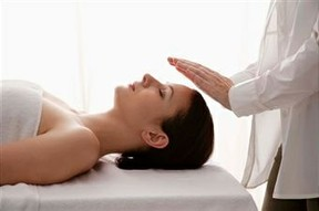 Healing With Reiki