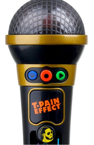 Close up of the I Am T-Pain Microphone