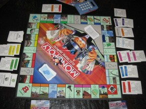Electronic Banking Monopoly