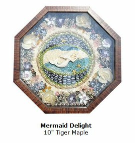 Sailors Valentine Mermaid Delight