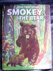 My Smokey The Bear Big Golden Book