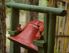 Antique Farm Bell