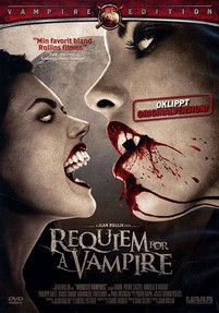 "Jean Rollin's ""Requiem for a Vampire"" - The Swedish DVD release from Njutafilms"