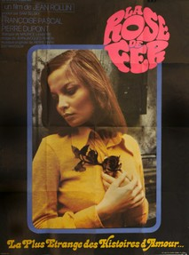 "Jean Rollin's ""Le rose de fer"" - Original French movie poster"