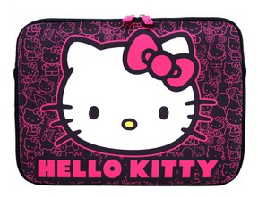 ... Hello Kitty Laptop Case. Kitty Up Your Laptops! ace3ae112132f