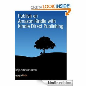 publish kindle book