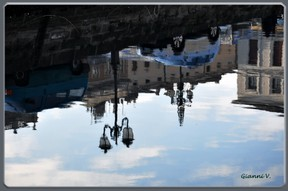 Reflection in Trieste