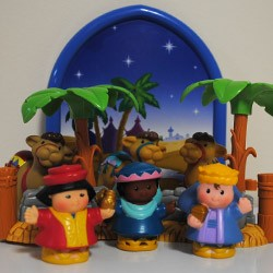 nativity toy wise men