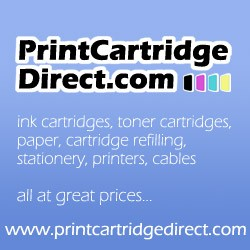 ink cartridges, toner cartridges
