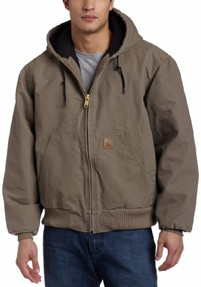 carhartt hooded active jacket