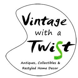 Vintage With A Twist Logo