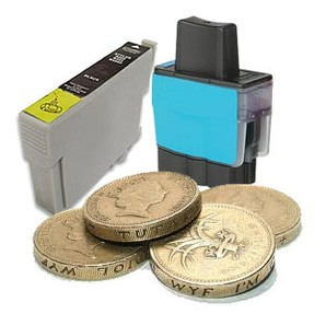 compatible ink cartridge cost
