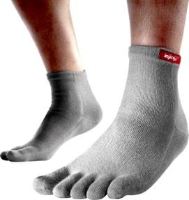 vibram fivefingers toe socks