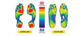 FitFlop Pressure Map