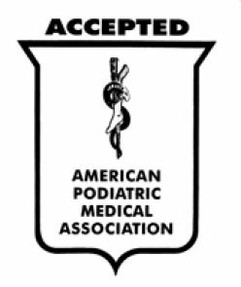FitFlop APMA seal of acceptance