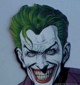 The Joker DC Comics Super Villain