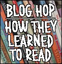 Learning to Read Blog Hop