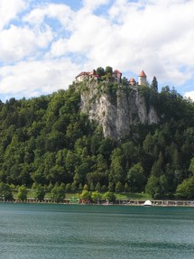 Bled the Castle, Slovenia