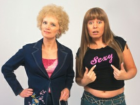 Jane Turner and Gina Riley (Kath and Kim) Funny Doesn't Mean Sexy