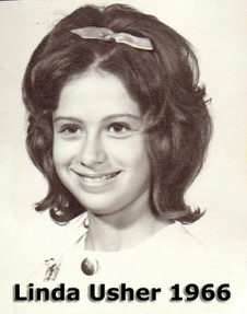 Linda Usher (my mom) 1966