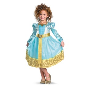 Princess Merida Formal Dress