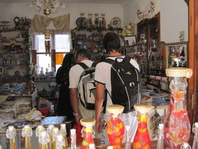 Different souvenirs, Karpathos