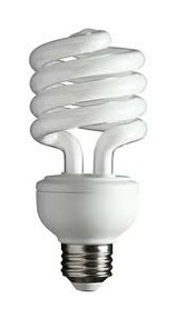 energy efficient light bulb image