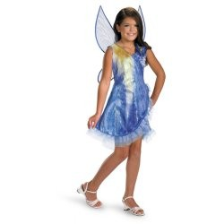 Blue Fairy Costume  sc 1 st  Wizzley & Silvermist Costume