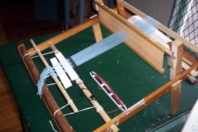 My Rigid Heddle Loom