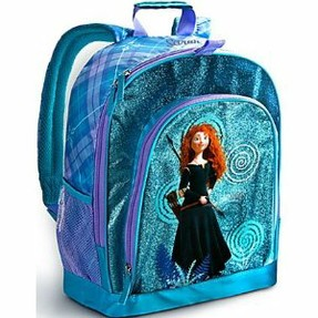 Princess Merida Backpack