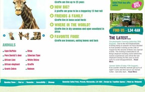 Knowsley Safari Experience